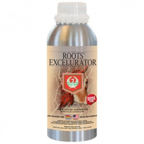 House & Garden Roots® Excelurator Silver L