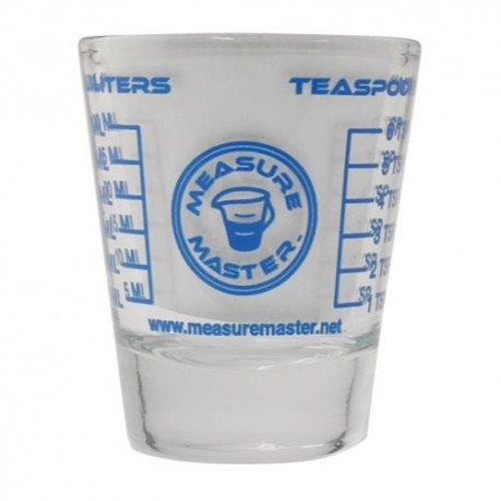 Sure Shot Messuring Glass 15oz