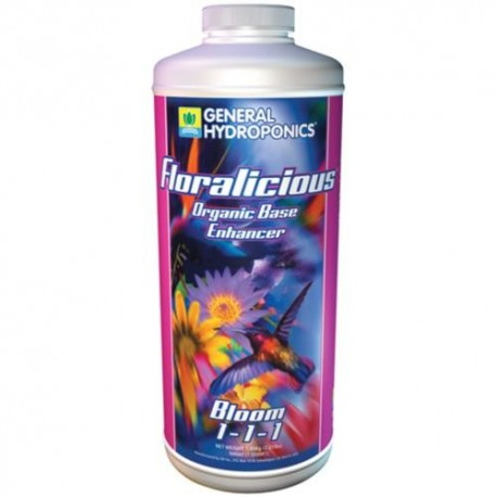 General Hydroponics® Floralicious® Bloom 1 - 1 - 1 Qt