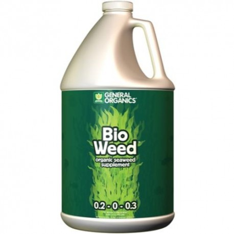 General Hydroponics® BioWeed® 0.2 - 0 - 0.3 Gallon