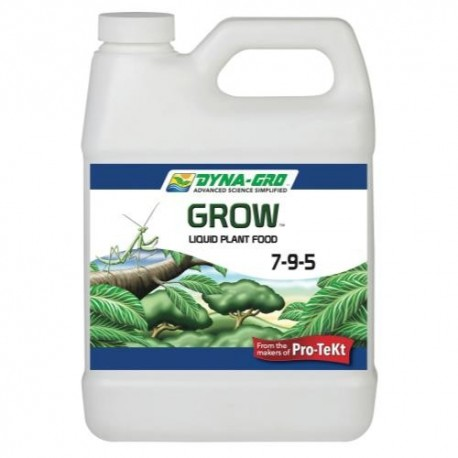 Dyna-Gro™ Liquid Grow™ 7 - 9 - 5 Qt