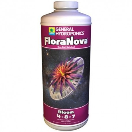 General Hydroponics® FloraNova Bloom® 4 - 8 - 7 Quart