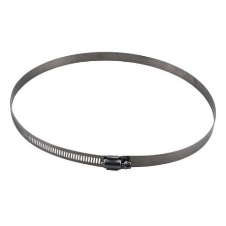 Ideal Air Stainless Steel Hose Clamp 8IN