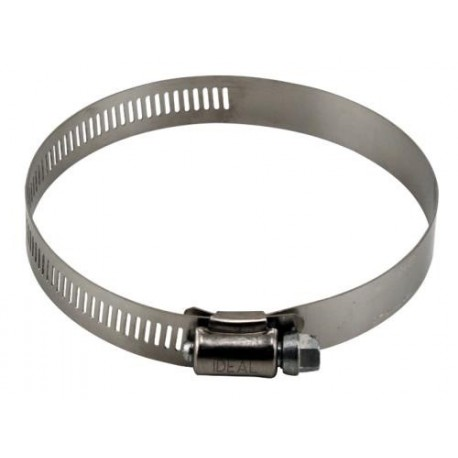 Ideal Air Stainless Steel Hose Clamp 4IN