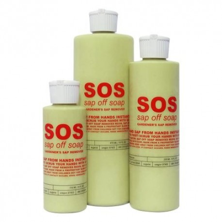 Roots Organics SOS Sap Off Soap 8oz