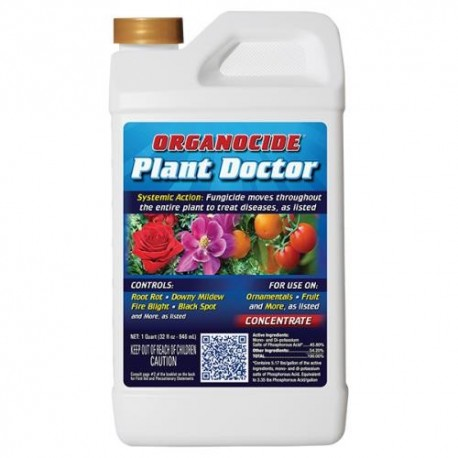 Organocide Plant Doctor Concentrate Qt