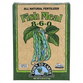 Down To Earth Fish Meal 5lb