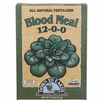 Down To Earth Blood Meal 5lb