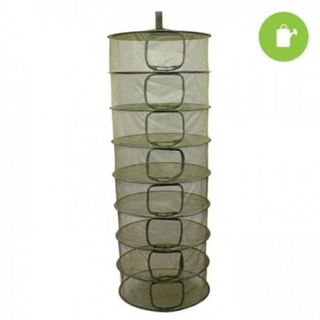Gro1 Dry Rack 2ft w/ Zipper Openings